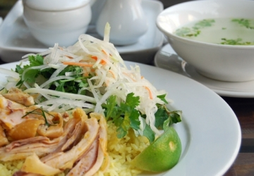 Pho Hoi Chicken Rice